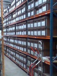 Archive storage racking & Archive Storage Shelving Archive Storage Racking London | The ...