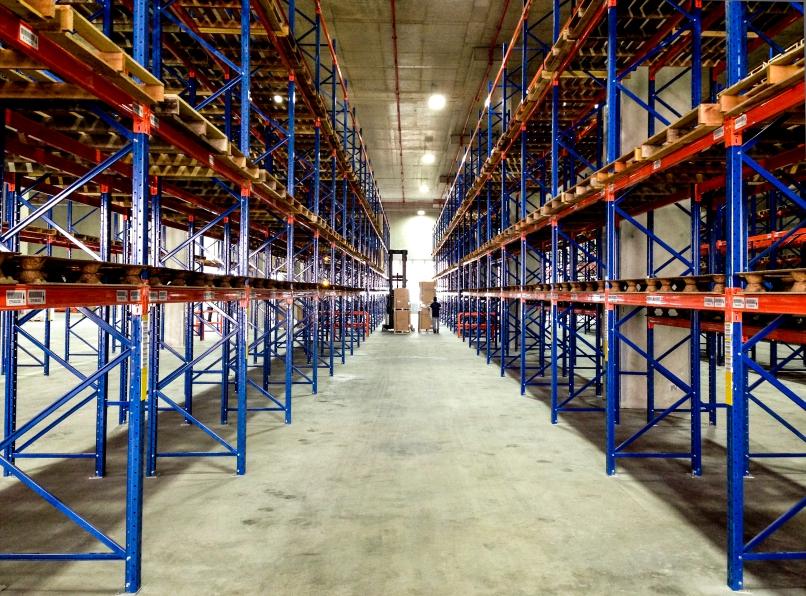 Logistics Industry Warehouse
