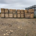 Slatted Timber Decks in Swindon